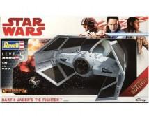 Revell 1:72 Darth Vader Tie-Fighter MASTER SERIES (Limited Edition)