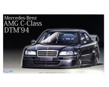 Fujimi 1:24 Mercedes C-Class AMG DTM 1994