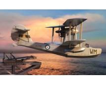 Airfix 1:48 Supermarine Walrus Mk.I Silver Wings    A09187