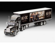 Revell 1:32 AC/DC Tour Truck Gift Set (Limited Edition)