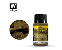 Vallejo European Mud Weathering Effects 40ml