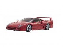 Mini-Z Autoscale Body Ferrari F40
