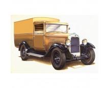 Heller 1:24 Citroen C4 Fourgonette 1928        HEL-80703
