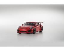 Kyosho Mini-Z Porsche 911 GT3 RS Oranje N-RM