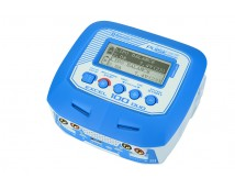 PulseTec Excel 100 Duo 2x1-6S Lipo 10Ah Lader 2x100 Watt