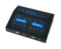 PulseTec Ultima 400 Duo Lader 2x20Ah LiPo / NiMh Lader