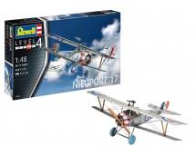 Revell 1:48 Nieuport 17
