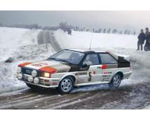 Italeri 1:24 Audi Quattro Rally