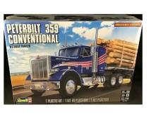 Revell 1:25 Peterbilt 359 Conventional Tractor