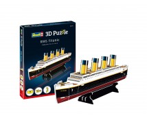 Revell 3D Puzzle RMS Titanic