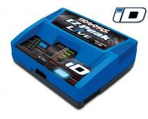Traxxas iD EZ-Peak 12A LIVE Lader met Bluetooth NiMh/LiPo
