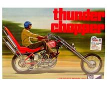 MPC 1:8 Thunder Chopper Custom Motorcycle
