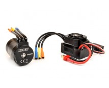 T2M Rush 1:10 Brushless Combo 3900KV + 60A ESC
