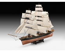 Revell 1:220 Cutty Sark Gift Model Set 150th Anniversary