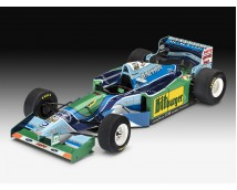 Revell 1:24 Benetton Ford B194  -25 Years Production- MODEL SET