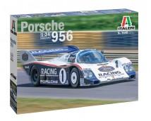 Italeri 1:24 Porsche 956 Rothmans