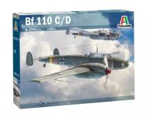 Italeri 1:48 Bf 110 C/D