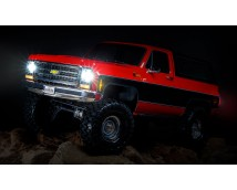 Chevy Blazer Led Light Set, Compleet met Power Supply