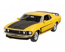 Revell 1:25 Ford Mustang Boss 302 1969