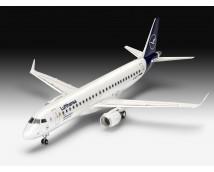 Revell 1:144 Embrear 190 Lufthansa