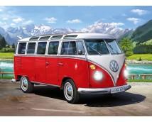 Revell 1:16 Volkswagen T1 Samba Bus TECHNIK met licht en geluid