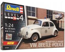 Revell 1:24 VW Kever Nederlandse Politie