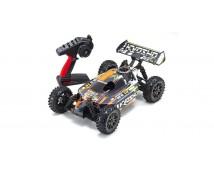 Kyosho Inferno NEO 3.0 4WD 1:8 Buggy READYSET - ORANJE