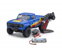 Kyosho OUTLAW RAMPAGE 1:10 2WD TRUCK BLUE READYSET