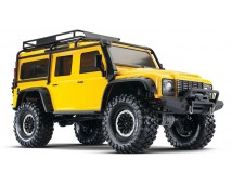 Traxxas TRX-4 Land Rover Defender Ltd. Edition YELLOW