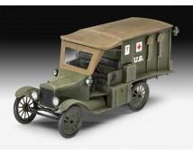 Revell 1:35 Ford Model T Ambulance 1917