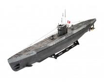 Revell 1:72 Type IX C (U67 / U154) German Submarine