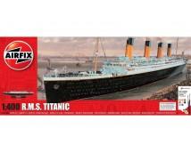 Airfix 1:400 RMS Titanic Gift Set    A50146A
