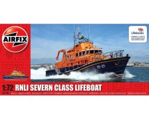 Airfix 1:72 RNLI Severn Class Lifeboat    A07280