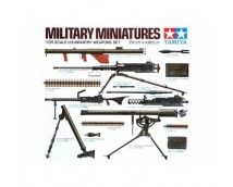 Tamiya 1:35 US Infantry Weapons Set