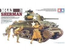 Tamiya 1:35 M4A3 Sherman 75mm Gun