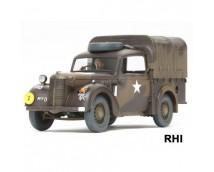 Tamiya 1:35 WWII British Light Utility Car 10HP