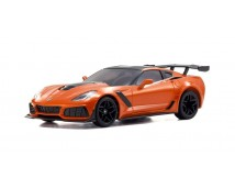Kyosho MINI-Z RWD CHEVROLET CORVETTE ZR1 SEBRING ORANGE (W-MM/KT531P)