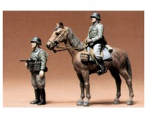 Tamiya 1:35 Wehrmacht Mounted Infantry Set