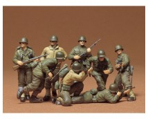 Tamiya 1:35 US Infantry West European Theater