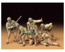 Tamiya 1:35 US Army Assault infantry Set 1:35