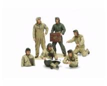 Tamiya 1:35 US Tank Crew Set