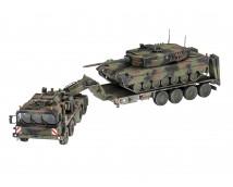 Revell 1:72 SLT 50-3 Elefant met Leopard 2A4