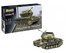 Revell 1:72 Flakpanzer III Ostwind        03286