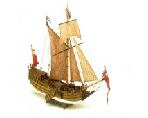 Mamoli 1:54 Yacht Mary - First Royal Dutch Yacht