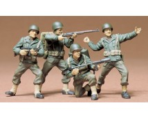 Tamiya 1:35 US Army Infantry
