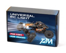 T2M Universal LED Light Kit met rem- en knipperlichten.