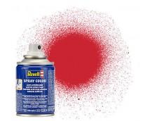 Revell Spray Vuurrood Zijdeglans 330