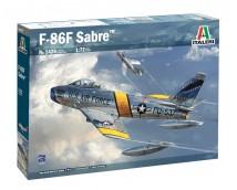 Italeri 1:72 F-86F Sabre