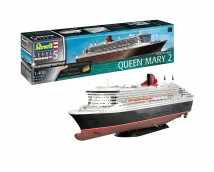 Revell 1:400 Queen Mary 2 PLATINUM EDITION (Limited)