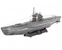 Revell 1:144 U-boot VIIC-41 Atlantic Version          05100